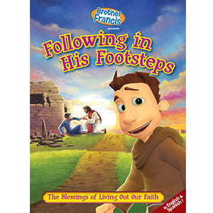 Brother Francis DVD #9: Following In His Footsteps