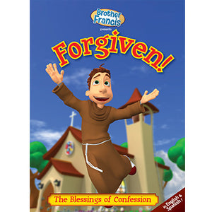 Brother Francis DVD #4: Forgiven