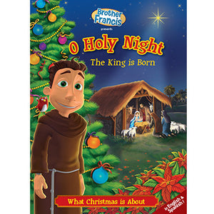 Brother Francis DVD #7: O Holy Night-The King is Born