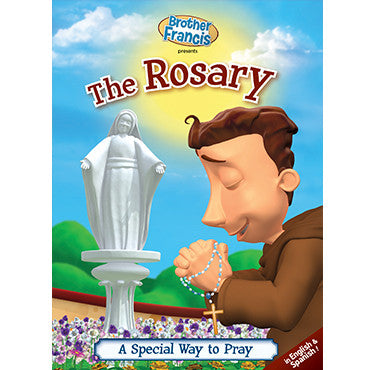 Brother Francis DVD #3: The Rosary