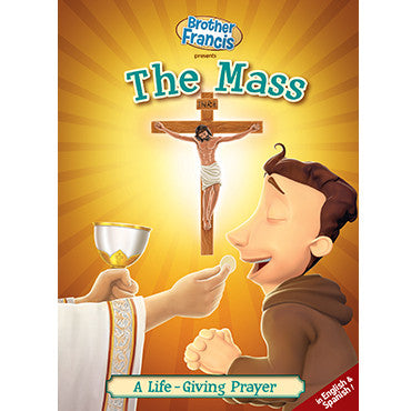 Brother Francis DVD #6: The Mass
