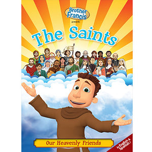 Brother Francis DVD #8: The Saints
