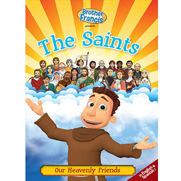 Brother Francis DVD - Ep.8: The Saints