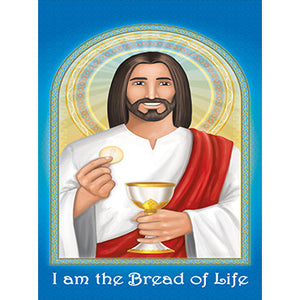 Prayer Card - Bread of Life (Pack of 25)