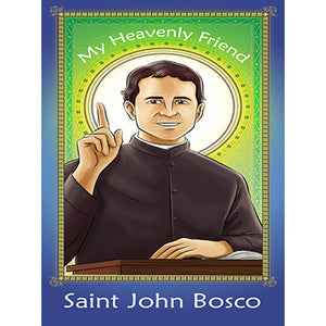 Prayer Card - Saint John Bosco