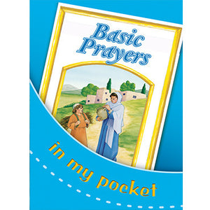 Basic Prayers in My Pocket