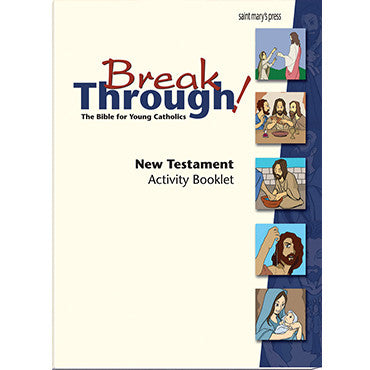 Breakthrough! New Testament Activity Booklet