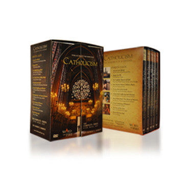 Catholicism Series DVD Set