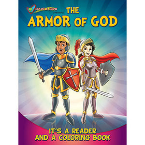 Colouring Book The Armour of God