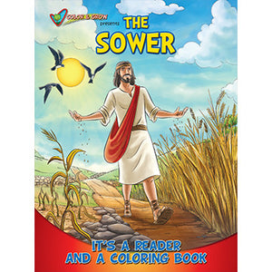 Colouring Book The Sower