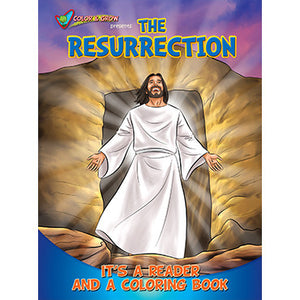 Colouring Book The Resurrection