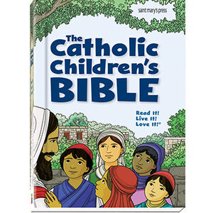 The Catholic Children's Bible GNT (Hardcover)