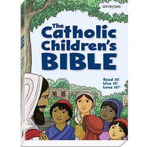 The Catholic Children's Bible GNT (Paperback)