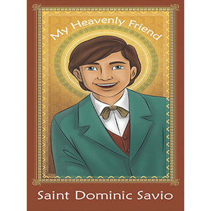 Prayer Card - Saint Dominic Savio