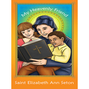 Prayer Card - Saint Elizabeth Ann Seton (Pack of 25)