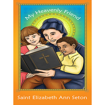 Prayer Card - Saint Elizabeth Ann Seton