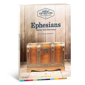 Ephesians: Discover Your Inheritance Study Guide
