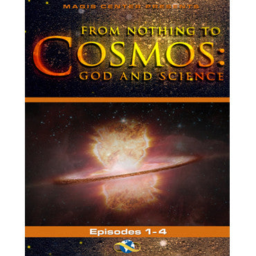 From Nothing to Cosmos DVD Set