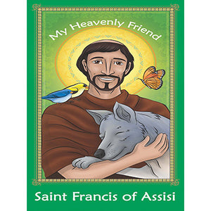 Prayer Card - Saint Francis of Assisi (Pack of 25)