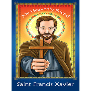Prayer Card - Saint Francis Xavier (Pack of 25)