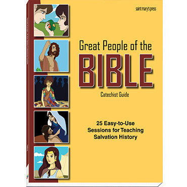 Breakthrough! Great People of the Bible Catechist Guide
