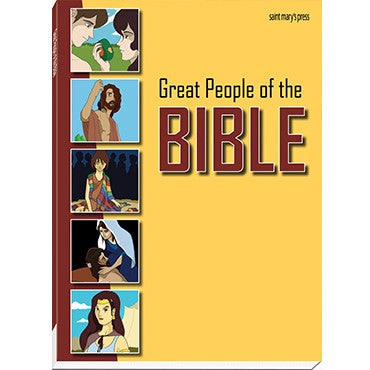Breakthrough! Great People of the Bible