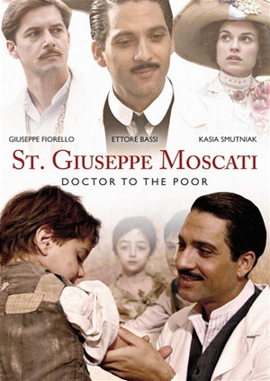 DVD - St. Giuseppe Moscati; Doctor to the Poor