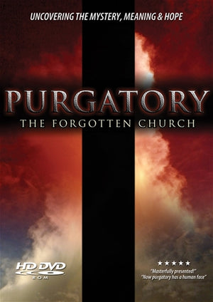 DVD - Purgatory; The Forgotten Church