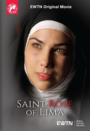 DVD - St. Rose of Lima