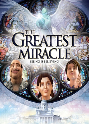 DVD - The Greatest Miracle