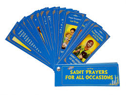 Saint Prayers for All Devotional Fan