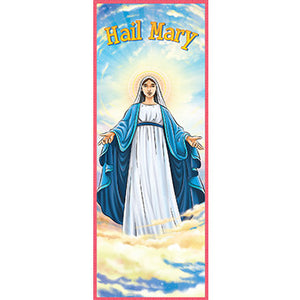 Bookmark - Hail Mary (Pack of 25)