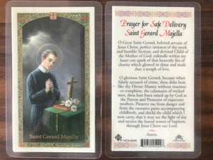 PC - Prayer to St. Gerard Majella for Safe Delivery
