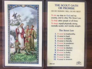 PC - The Scout Oath/Promise