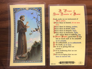 PC - St. Francis Prayer for Peace