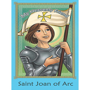 Prayer Card - Saint Joan of Arc (Pack of 25)