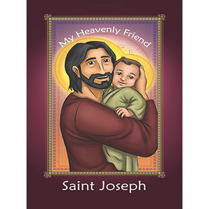 Prayer Card - Saint Joseph