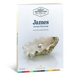 James: Pearls for Wise Living Study Set