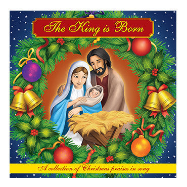 The King is Born CD