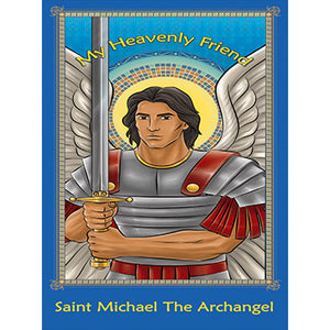 Prayer Card - Saint Michael the Archangel (Pack of 25)