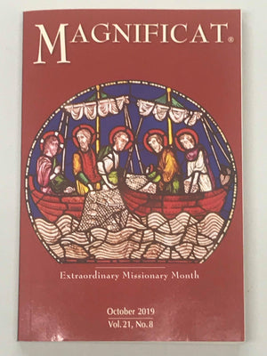 Magnificat October 2019 - Extraordinary Missionary Month Special Edition