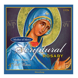 Mother of Mercy Scriptural Rosary CD