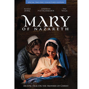 Mary of Nazareth (With Sale $29.99)