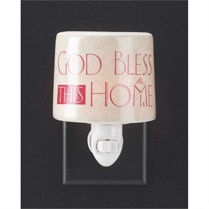 Nightlight - God Bless This Home