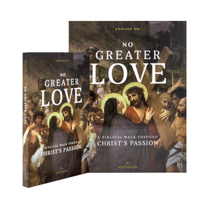 012-No Greater Love --Study Pack
