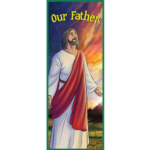 Bookmark - Our Father (Pack of 25)