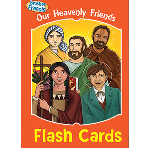 Our Heavenly Friends - Flash Cards