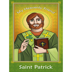 Prayer Card - Saint Patrick (Pack of 25)