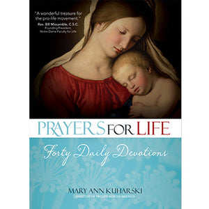 Prayers for Life: Forty Daily Devotions