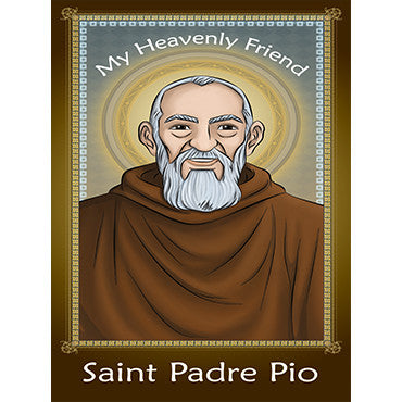 Prayer Card - Saint Padre Pio